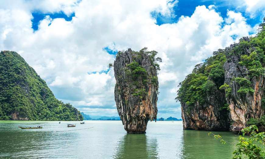 Khao Phing Kan James Bond Island, Thailand