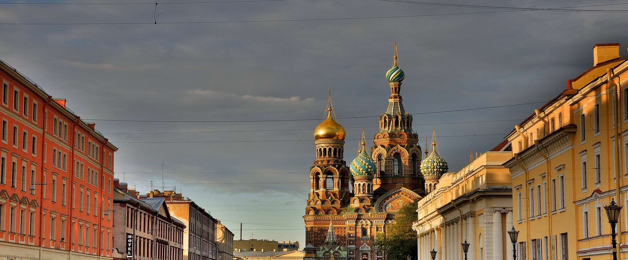 48 hours in St Petersburg