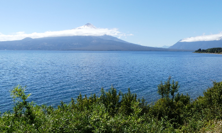 Lake Llanquihue in Chile's Lake District