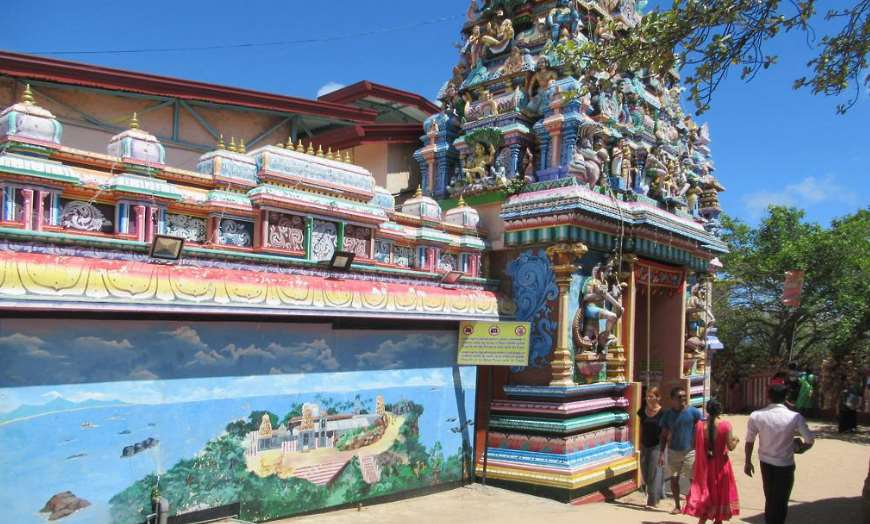 Trincomalee Temple Sri Lanka