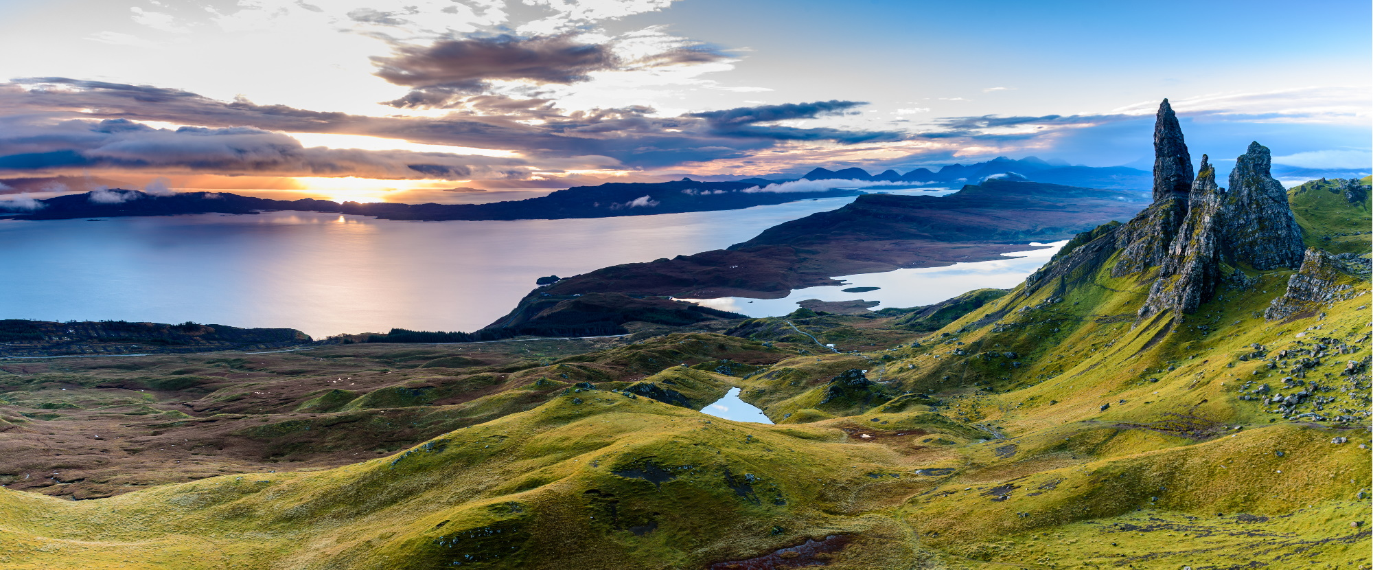Five of Scotland's Most Beautiful Islands