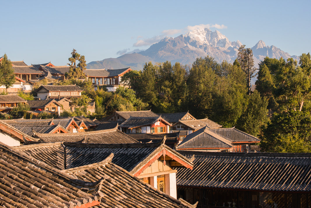 rsz lijiang old town unesco yunnan province china