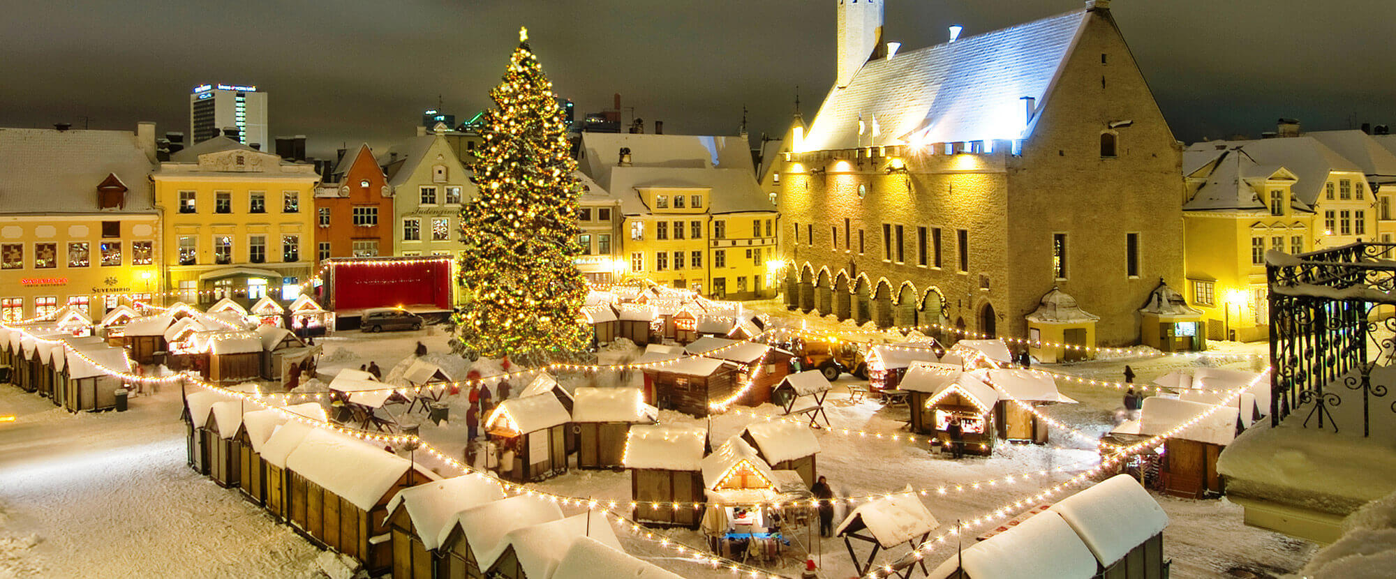 The Best of Europe's Christmas Markets