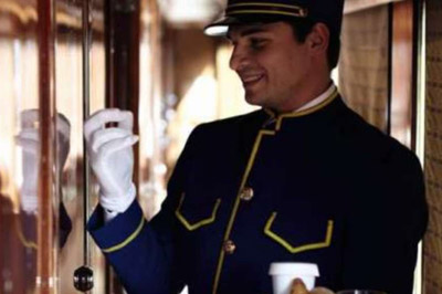 Life On Board the Venice Simplon-Orient-Express